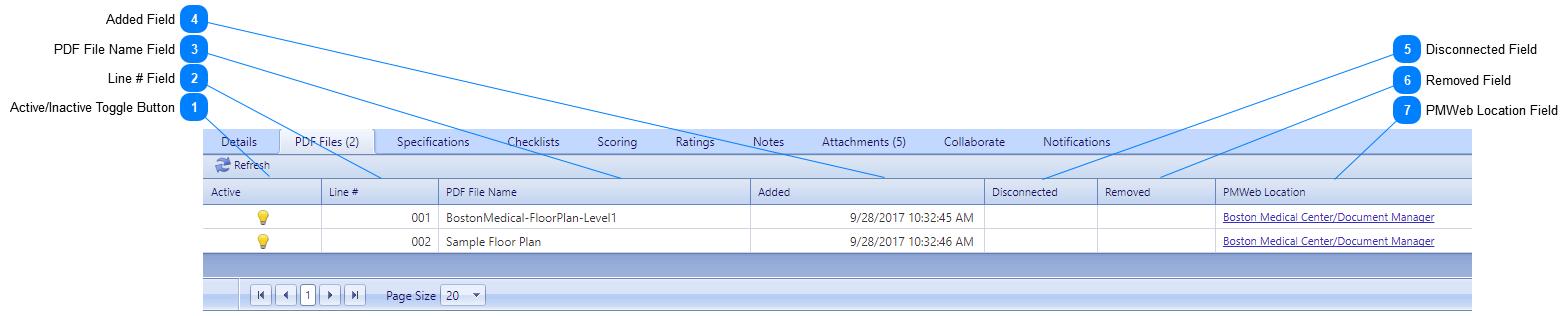 Bluebeam Markups PDF Files Tab